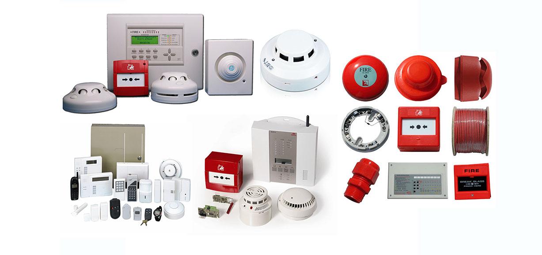 Sisteme de detecție și alarmare